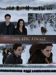 Only 148 days to go until the EPIC FINALE!!