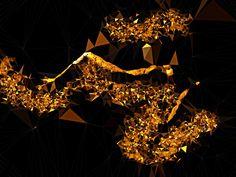 Golden Time, Ceiling Lights, Home Decor, Fireworks, Fantasy, Artworks, Nice Asses, Decoration Home, Room Decor