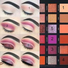When searching for the best eye makeup tutorial, we forget that it is better to start with the basics. Find the basic eyeshadow application techniques here.