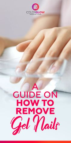 physically remove the lacquer. This causes pitting, divots, and pockets to form in the nail bed which will invariably lead to further damage. What is more, even some salon technicians have Take Off Gel Nails, Gel Manicure Nails, Gel Nail Tips, Shellac Nail Art, Gel Nails At Home, Glue On Nails, Diy Nails, Manicures, Remove Shellac Polish