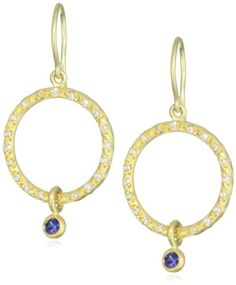 Annie Fensterstock Aurora Earrings *** Check out the image by visiting the link.
