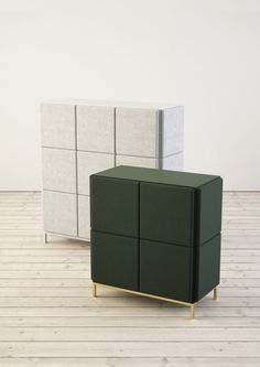 Sabine: A Furniture System That Reduces Sound