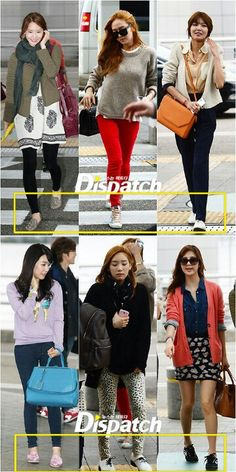 Snsd which style do you like?