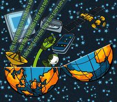 Globalización de la comunicación | Alexis Acuña