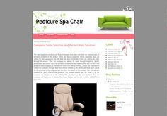 Quality Pedicure Chairs Blog