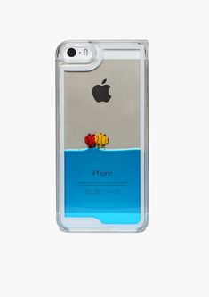 Under The Sea iPhone 5 Case in Blue- cute