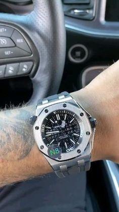 Iwc, Breitling, Rolex Watches, Watches For Men, Royal Oak Offshore Chronograph, Bell Ross, Audemars Piguet Royal Oak, Rolex Daytona, Patek Philippe