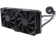 CORSAIR Hydro Series H105 Extreme Performance 240mm Liquid CPU Cooler, CW-9060016-WW - Newegg.com
