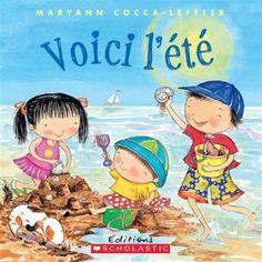 Célébrez les merveilles de l'été grâce au quatrième album sur les saisons de Maryann Cocca-Leffler.Voici l'été éblouira le lecteur avec ses magnifiques scènes estivales. Des illustrations aux teintes douces, d'adorables enfants et de beaux paysages font de ce livre un réel plaisir d'été!
