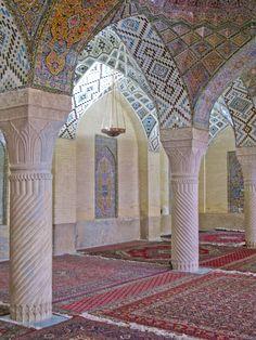 Nasir Ol Molk. http://www.farhorizons.com/trips/MiddleEastandArabia/IranEmpires/IranEmpires.php