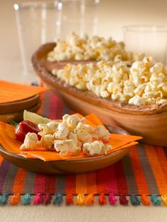 Chipotle Ranch Popcorn. Perfect for your next party!  #ILovePopcorn Get the recipe at www.popcorn.org