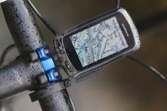 Top of the pile for mapping-capable, bar-mounted GPS units, but not without its limitations.