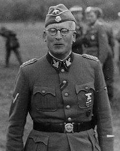 Waffen SS Gruppenfuhrer,Lieutenant General Lothar Debes-Commands:6th SS Mountain Division Nord,10th SS Panzer Division Frundsberg-Awards:Iron Cross First & Secnd Classes,Iron Cross Second Class,Totenkopfring, Wound Badge,Eastern Front Medal,Waffen-SS Long Service Award,German Cross Silver- Debes was a Heer during WWI in the German Army and Waffen-SS officer who served during World War II. In World War II, Debes commanded the 6. SS-Gebirgs-Division Nord and the 10.SS-Panzer-Division Frundsber