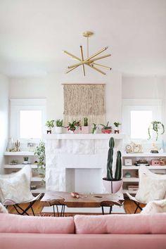 Definitivamente, el cactus es la planta más conveniente para la decoración de tu casa.