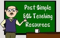 Past Simple ESL Teaching Resources - good games, activities, and conversations points for teaching the Past simple verb tense Efl Teaching, Teaching English, English Teachers, English Class, English Grammar, Grammar Activities, Teaching Activities, Teaching Ideas, Worksheets