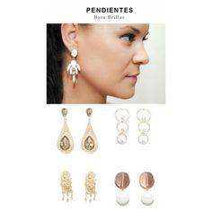 De perlas, de piedras... ¡Te vas a enamorar!  www.deplanoodetacon.com  ☝☝☝☝