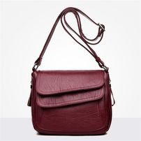Luxury Handbags, Black Handbags, Ali Express, Summer Bags, Luggage Bags, Crossbody Bag, Leather, Young Women, Moda Femenina