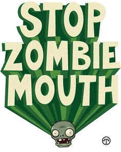 PopCap Games is offering children a copy of the popular video game Plants Vs. Zombies to bring awareness to fighting bad breath and maintaining good dental hygiene.