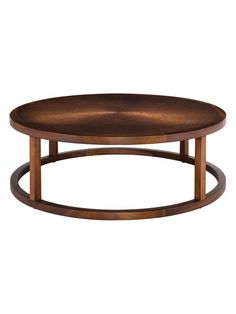 $949-Wood Lowell Coffee Table by Safavieh Couture at Gilt
