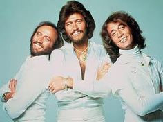 """Bee Gees - Favorite songs are """"You Should Be Dancing,"""" """"Stayin Alive"""", Night Fever"""" and """"How Deep Is Your Love""""."""