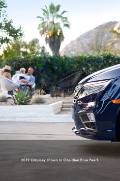 The best end to a sun-filled day is the pure joy of relaxing beside the ones you love. Let the 2020 Odyssey help you rest a little easier knowing that the summer fun will resume tomorrow. 8 Passengers, Engine Start, Honda S, Honda Odyssey, Blue Pearl, Family Adventure, Entertainment System, Rear Window, Rear Seat