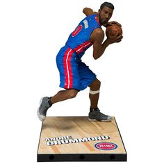 33cc9479e7b Mcfarlane NBA Series 31 Detroit Pistons Action Figure: Andre Drummond