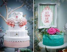rococo wedding cakes - Google Search