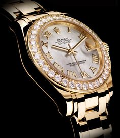 DATEJUST SPECIAL EDITION WATCH: EVEROSE GOLD - ROLEX Timeless Luxury Watches