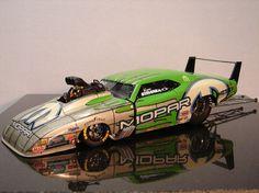 69 Dodge Daytona Pro Mod Body 1/25 - Ted's Modeling Marketplace