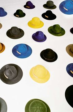 Haute Hat Collections : Simon and Mary
