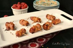 Sweet and Spicy Firecrackers