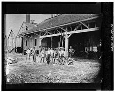 1906 Sugar mill Lafourche LA