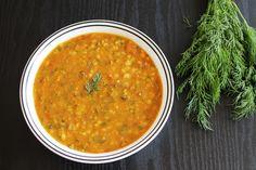 Suva Dal Recipe