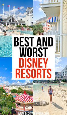 Disney World Parks, Disney World Planning, Walt Disney World Vacations, Best Resorts, Disney World Resorts, Disney Trips, Hotels Disney, Disney Travel, Disney Disney