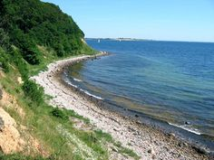 Jutland. If you've never been there, it's a great place to think – it has lovely forests and beaches, a pretty relaxed way of life...