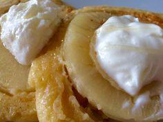 Ananaspannenkoek met kwark – Sport Foodblog
