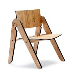 Children's chair designed by We:do:wood