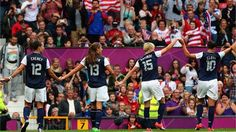 I love Alex Morgan!!! I was one of the few to like her during the WWC now everyone likes her from the Olympics