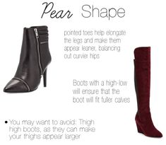 Farbberatung Color Analysis Fashion Beauty The Best Boots for Your Body Shape! - The Style Contour B Pear Shaped Outfits, Pear Shaped Women, Below The Knee Skirt, Pear Body, Flattering Outfits, Curvy Hips, Colorful Shoes, Clothing Hacks, Cool Boots