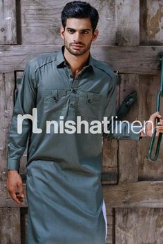 Exclusive Kurta Shalwar Collection 2014 For Men (13)