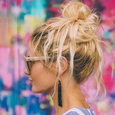 Genial! 7 schnelle Frisuren - ideal für Faule und Langschläfer