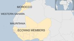 Welcome to Emmanuel Donkor's Blog            www.Donkorsblog.com: Ecowas agrees to admit Morocco to West African bod...