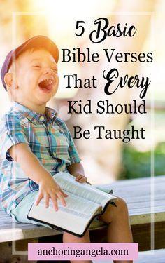 Christian Parenting | Scripture Memorization | Bible Verses | Parenting | Kid Activities | Jesus