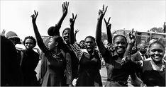Anti Apartheid Protest