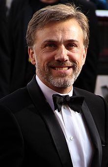 Christoph Waltz.  He was mesmorizing as Col. Hans Landa in Inglourious Basterds.  He has just won his 2nd Oscar for his roll in Django Unchained.  I think that there are more in his future.