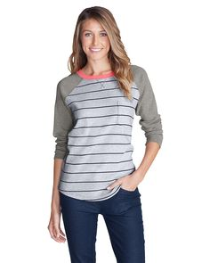 Women's Legend Wash Pocket Sweatshirt | Eddie Bauer