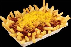 Decorating the Elevator: Cheese Fries - For Real