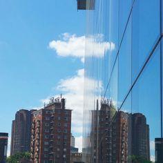 Union street SE1 reflected