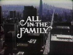 All In The Family #6 Rated TV Show