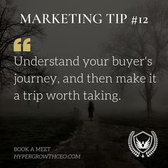 """Understand your buyer's journey, and make it a trip worth taking. Startup Entrepreneur, Entrepreneurship, Understanding Yourself, Hustle, Digital Marketing, Web Design, Journey, Success, Social Media"
